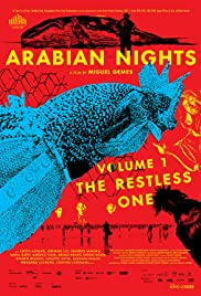 Arabian Nights: Volume 1 - The Restless One Poster