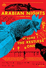 Primary photo for Arabian Nights - Volume 1, The Restless One