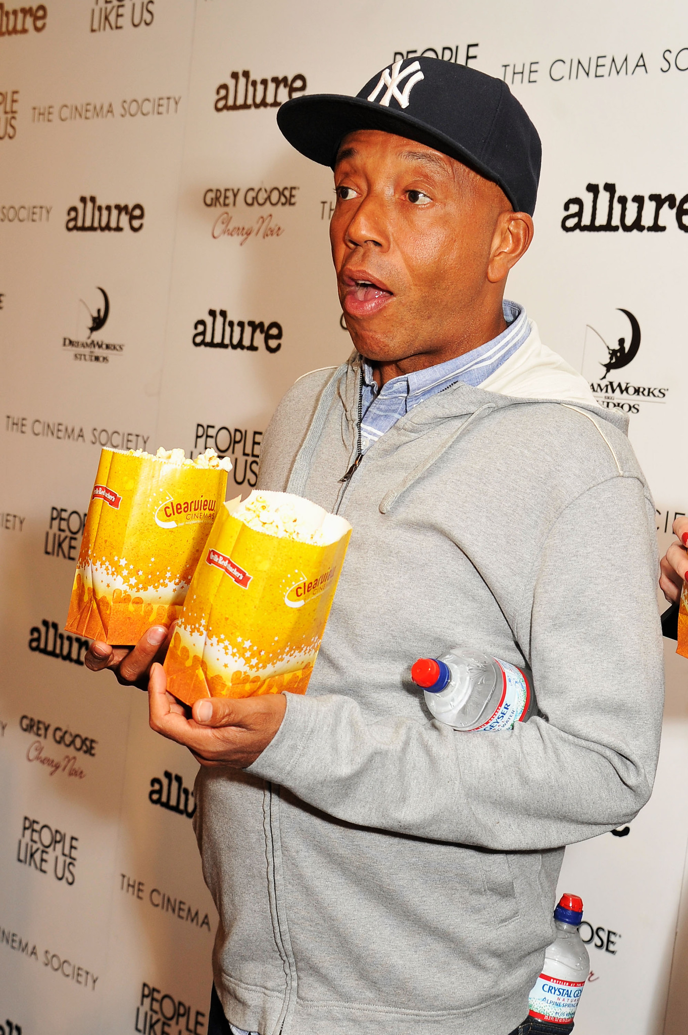 Russell Simmons at an event for People Like Us (2012)