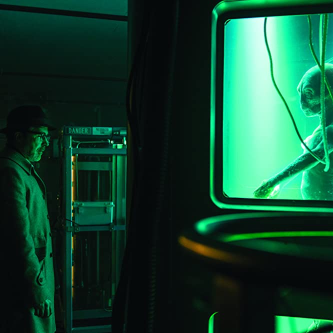 Aidan Gillen in Project Blue Book (2019)