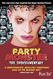 Party Monster (1998) Poster - Movie Forum, Cast, Reviews