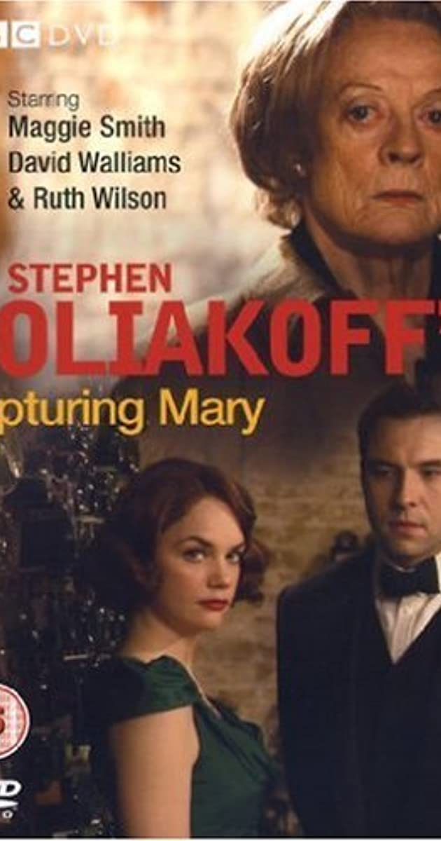 Subtitle of Capturing Mary