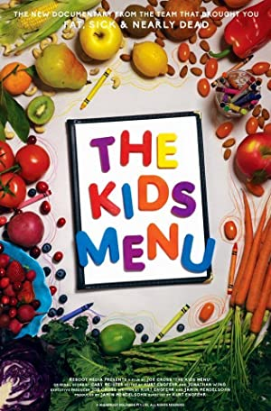 The Kids Menu
