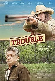 Bill Pullman and Anjelica Huston in Trouble (2017)