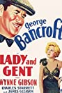 Lady and Gent (1932) Poster
