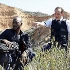 Clark Gregg and B.J. Britt in Agents of S.H.I.E.L.D. (2013)