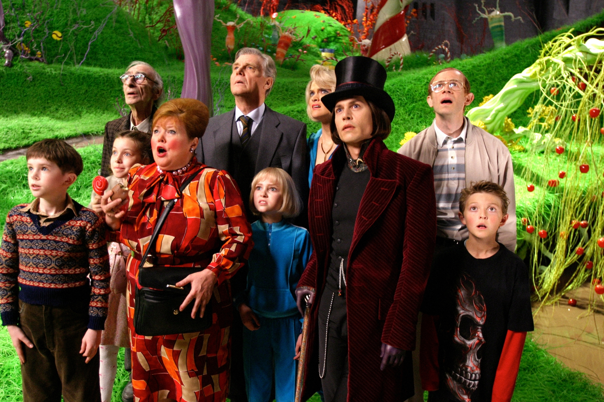 Charlie and the Chocolate Factory (2005) - Photo Gallery - IMDb