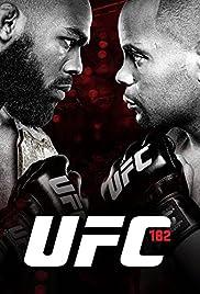 UFC 182: Jones vs. Cormier Poster
