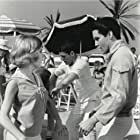Elvis Presley and Shelley Fabares in Girl Happy (1965)
