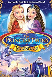 The Princess Twins of Legendale Poster