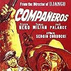 Tomas Milian and Franco Nero in Vamos a matar, compañeros (1970)