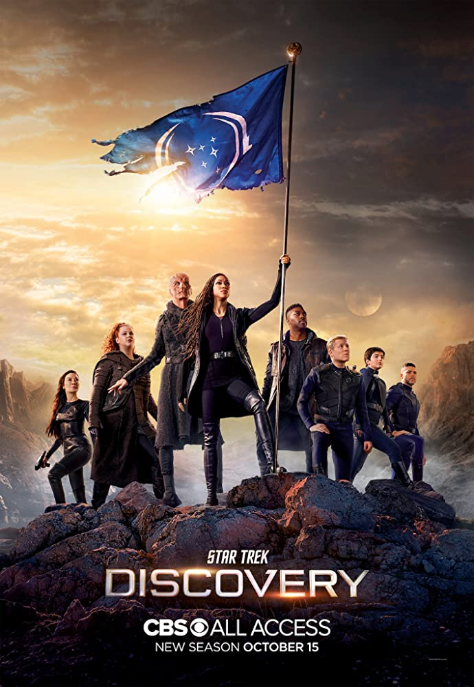 Star Trek Discovery 2020 S03 [Episode 9 Added] English 720p HDRip 400MB ESubs Download
