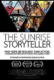 The Sunrise Storyteller Poster