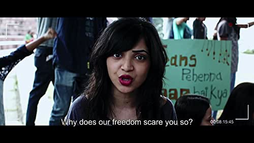 Set in the crowded by-lanes of small town India, Lipstick Under My Burkha chronicles the secret lives of four women in search of a little freedom.