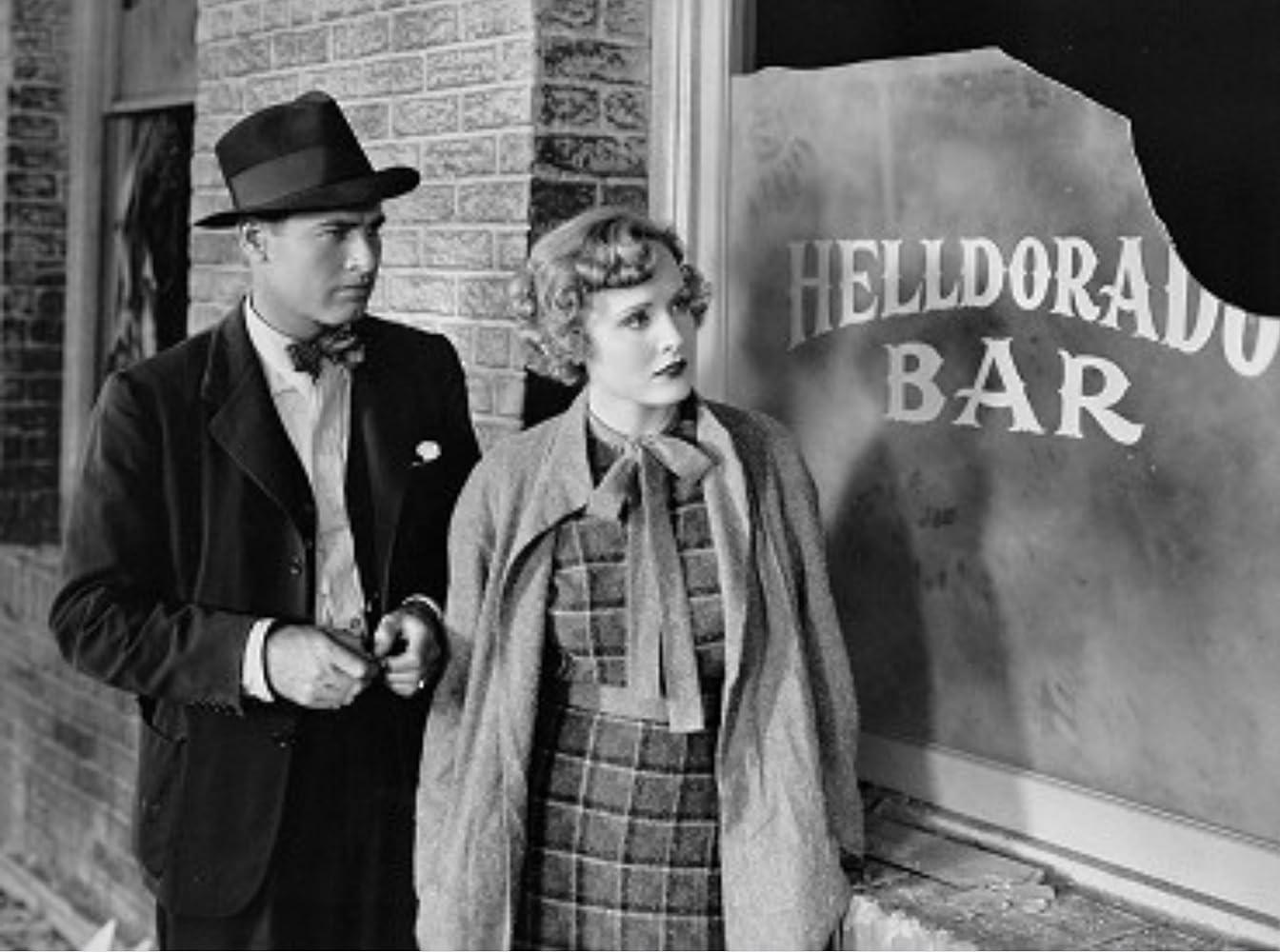 Richard Arlen and Madge Evans in Helldorado (1935)