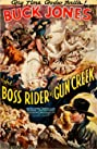 The Boss Rider of Gun Creek (1936) Poster