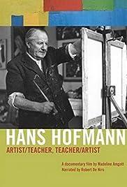 Hans Hofmann: Artist/Teacher, Teacher/Artist Poster