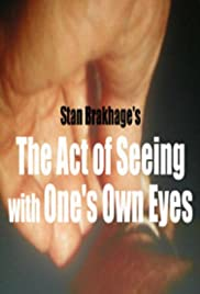 The Act of Seeing with One's Own Eyes Poster
