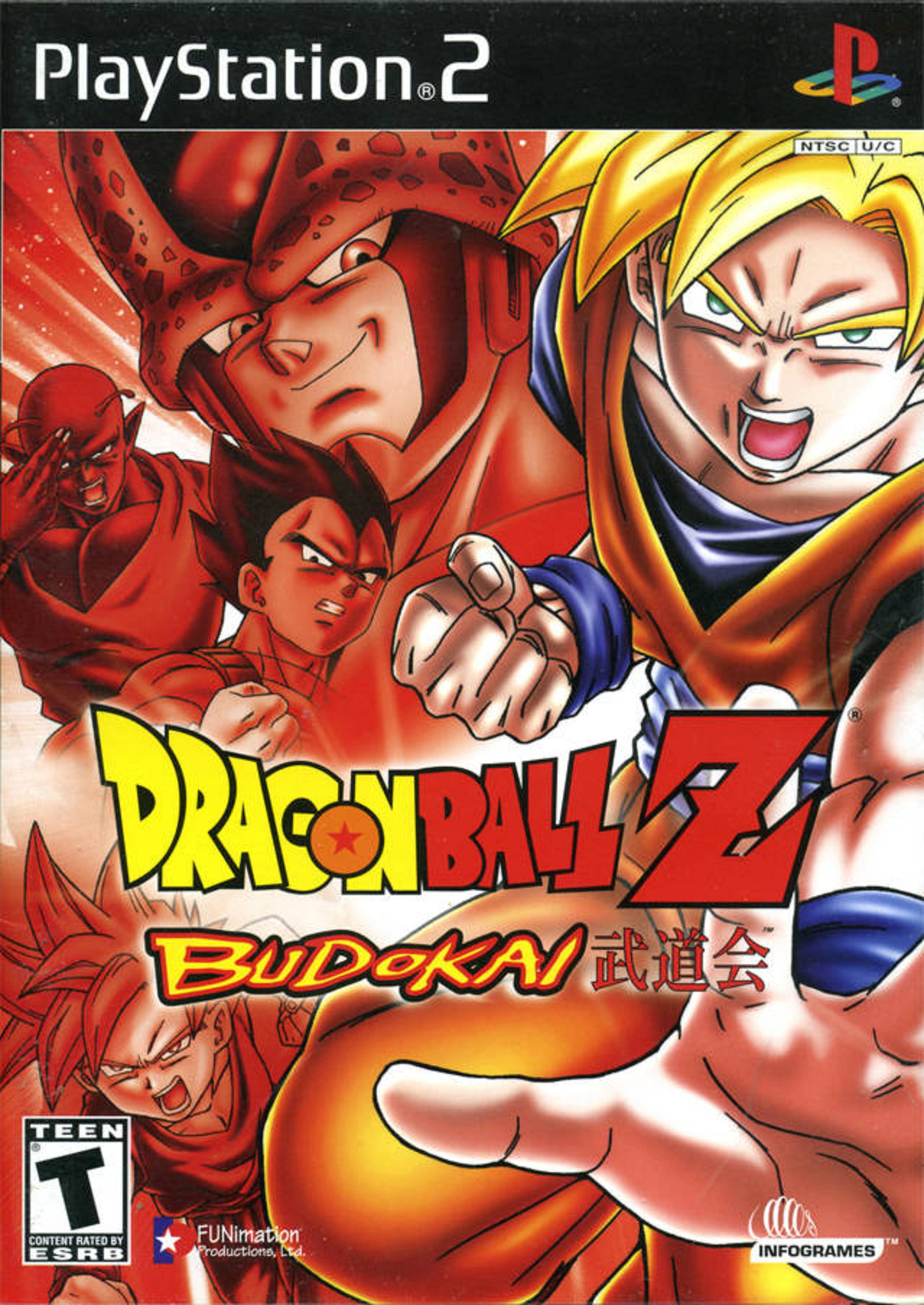 Dragon Ball Z: Budokai (Video Game 2002) - IMDb
