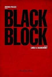 Black Block Poster