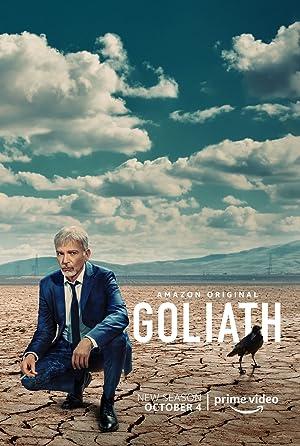 Where to stream Goliath