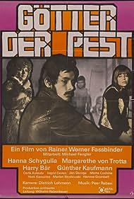 Götter der Pest (1970) Poster - Movie Forum, Cast, Reviews