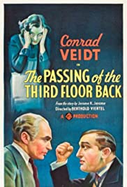 The Passing of the Third Floor Back (1935) Poster - Movie Forum, Cast, Reviews