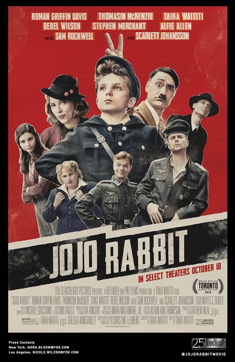 Sam Rockwell Jojo Rabbit >> Jojo Rabbit 2019 Photo Gallery Imdb