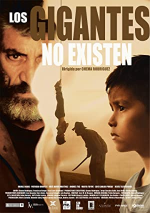 Los Gigantes No Existen 2017 with English Subtitles on DVD 2