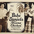 Bebe Daniels and Pat O'Malley in A Game Chicken (1922)