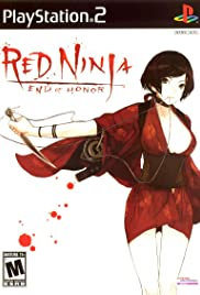 Red Ninja: End of Honor Poster
