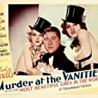 Barbara Fritchie, Jack Oakie, and Toby Wing in Murder at the Vanities (1934)