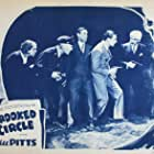 James Gleason, C. Henry Gordon, Roscoe Karns, Ben Lyon, and Zasu Pitts in The Crooked Circle (1932)