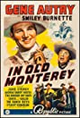 In Old Monterey (1939) Poster