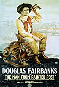 Douglas Fairbanks in The Man from Painted Post (1917)