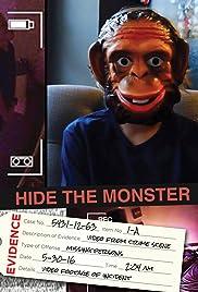 Hide the Monster Poster