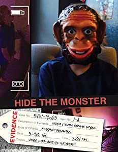 MP4 movies mobile download Hide the Monster [1020p]