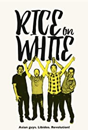 Rice on White Poster