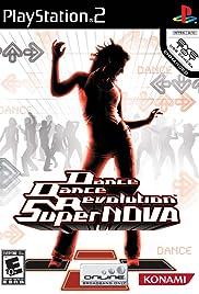 Dance Dance Revolution: Supernova Poster