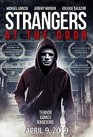 Strangers at the Door Poster