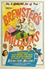 Brewster's Millions (1945) Poster