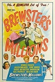 Primary photo for Brewster's Millions