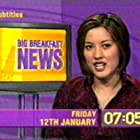 Jasmine Lowson in The Big Breakfast (1992)