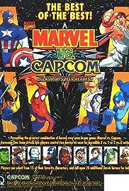 Marvel vs. Capcom: Clash of Super Heroes Poster