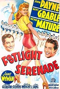 Primary photo for Footlight Serenade