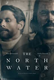 Colin Farrell and Jack O'Connell in The North Water (2021)