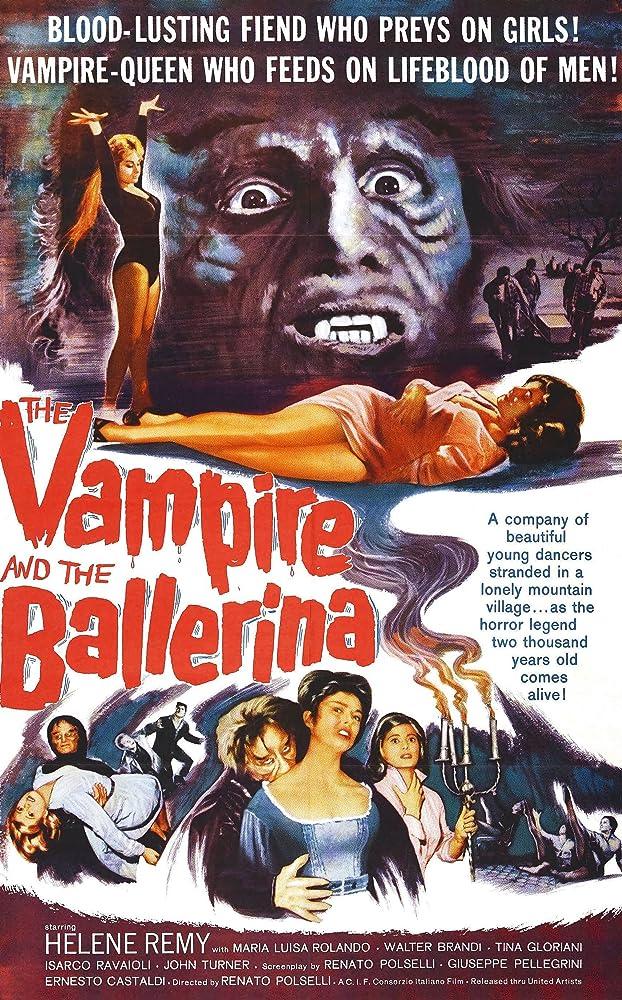 The Vampire and the Ballerina (1960)