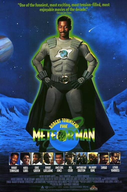 Image result for meteor man movie
