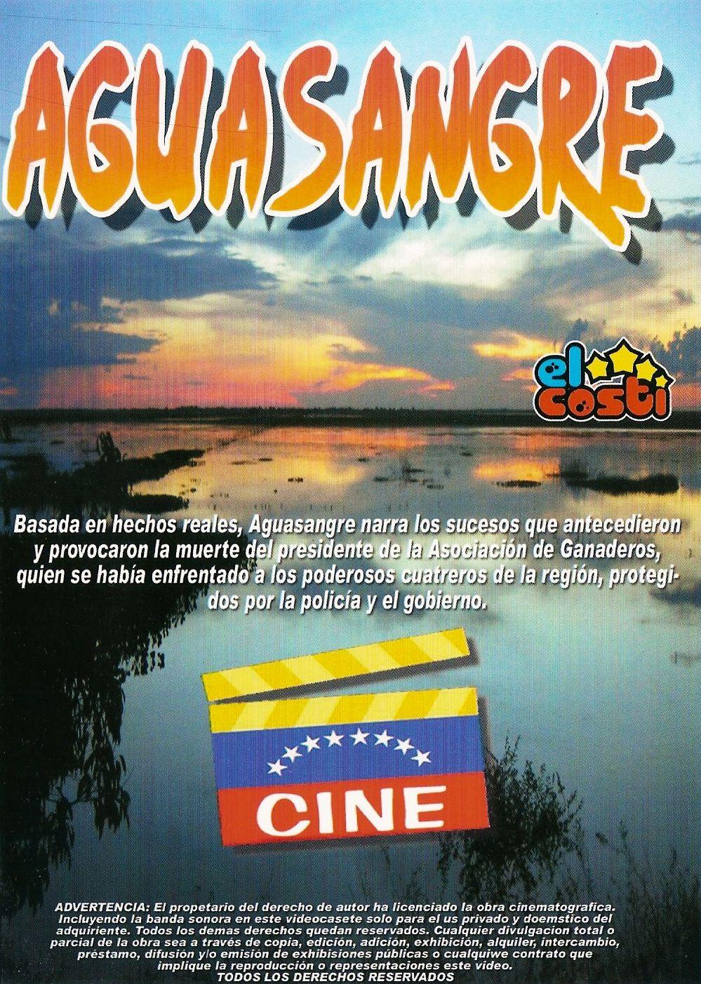 Aguasangre, crónica de un indulto ((1987))