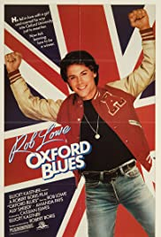 Oxford Blues (1984) Poster - Movie Forum, Cast, Reviews